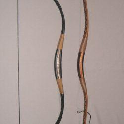 Kerecsen bows